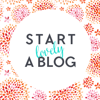 Start a Blog, a lovely blog, with this free and epic guide to starting a lovely blog on the cheap!