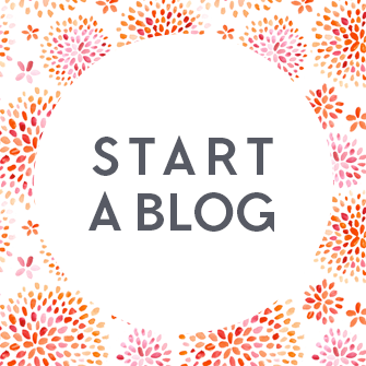 Start a Blog, a lovely blog with this free and epic guide to starting a lovely blog on the cheap!