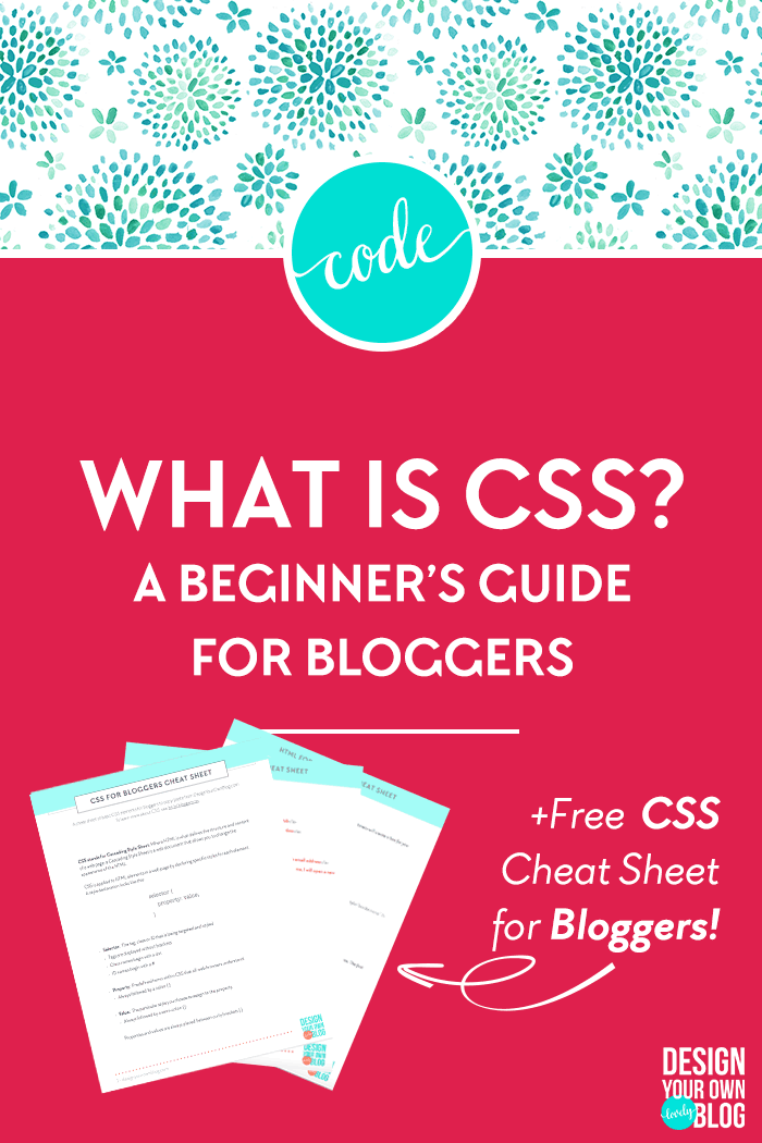 What is CSS: A Beginner's Guide for Bloggers