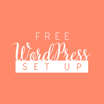 Need a new WordPress website but not sure how to set it all up? I can get it set it up for you for free!