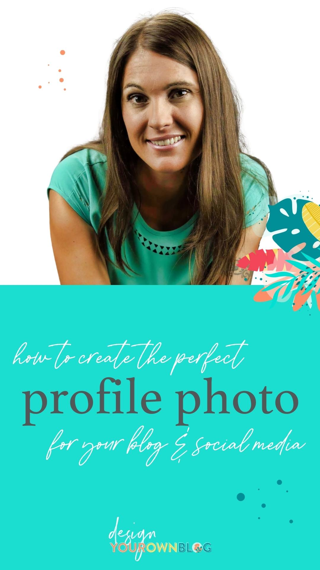 How to Create the Perfect Profile Photo
