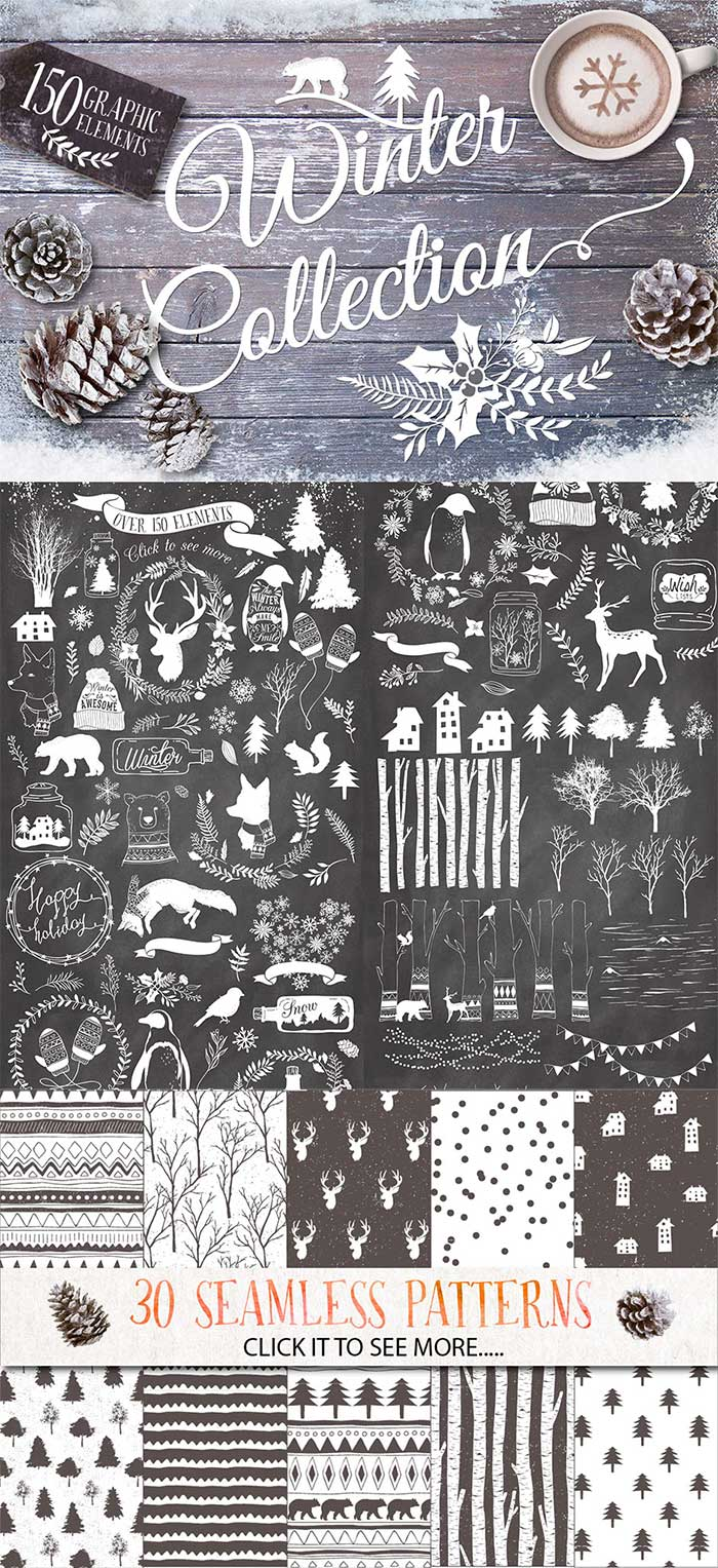 Winter Collection by Graphic Box