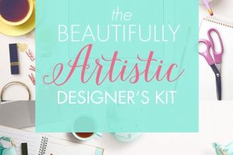 The Beautifull Artistic Designer's Kit