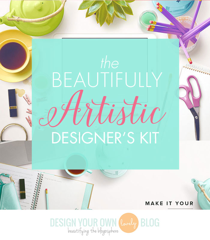 The Beautifull Artistic Designer's Kit