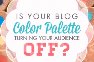 Is your color palette turning your audience off?