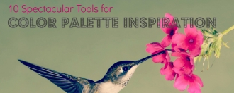 10 Spectacular Tools for Color Palette Inspiration