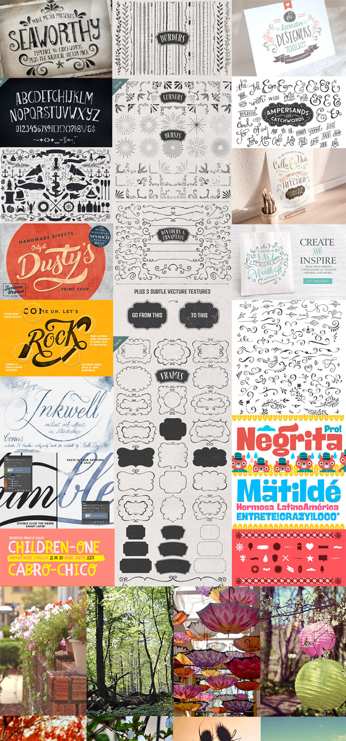The All Inclusive Design Bundle (Includes 1000s of Best Selling Items) Just $29