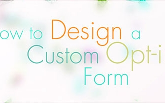 How to Design a Custom Opt-In Form for your Blog without a Plugin