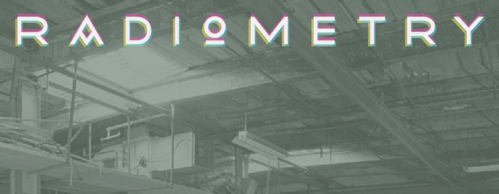 Radiometry free geometric font. See more fonts like this at www.designyourownblog.com