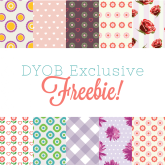 Exclusive vector pattern download from VectorPortal.com. Only on DesignYourOwnBlog.com