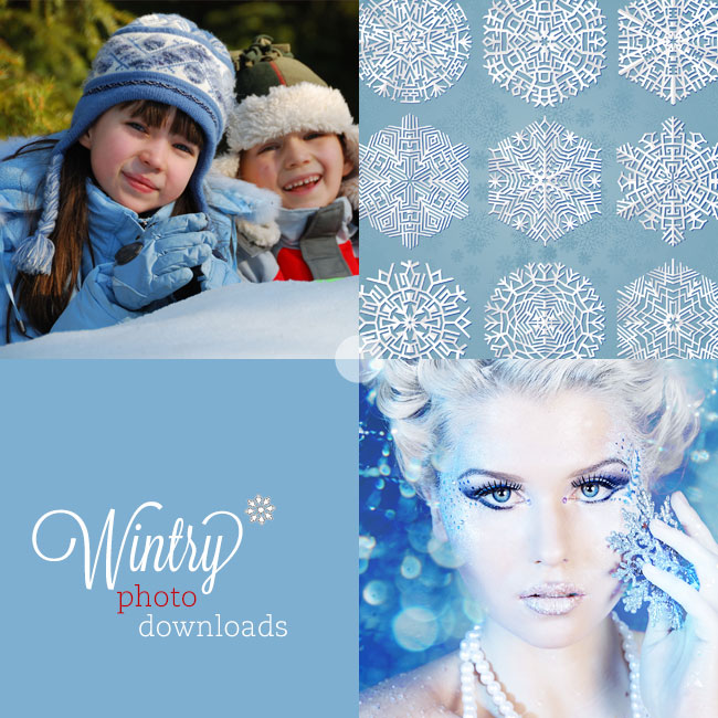 Free wintry photos download this week only from Fotolia